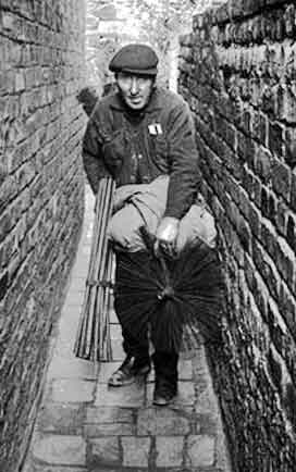 Hertford Chimney Sweep Access Chimney Sweep Services